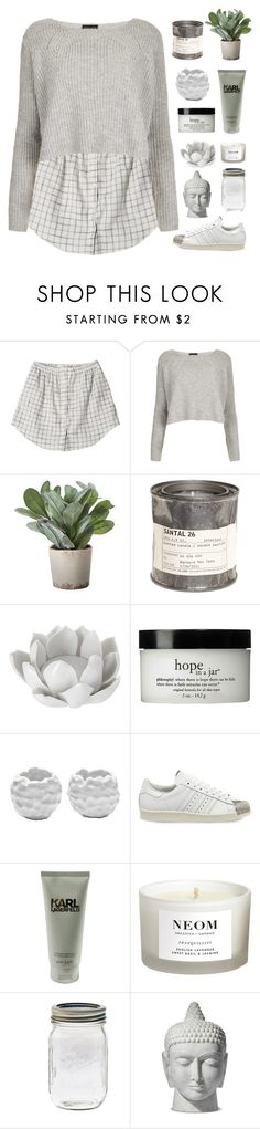 """THANKS FOR 50k"" by alkalicaroline ❤ liked on Polyvore featuring Topshop, Torre & Tagus, Le Labo, Pavilion Broadway, philosophy, Normann Copenhagen, adidas, Karl Lagerfeld and NEOM Organics"