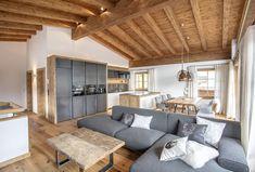 Domizil Kirchdorf in Tirol - Trixl Einrichtung Kirchen, Divider, Furniture, Home Decor, Homes, Basket, Homemade Home Decor, Home Furnishings, Interior Design