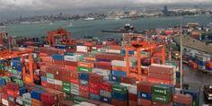 İzmir'de ihracat ve ithalat azaldı