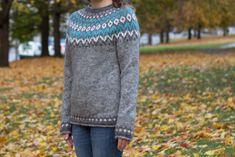 Icelandic Sweaters, Pullover, Knitting Ideas, Island, Crochet, Fashion, Threading, Crafting, Ideas