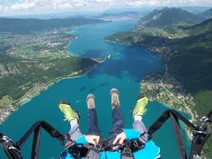 Lake Annecy - Sports and leisure - Ecole des Grands Espaces