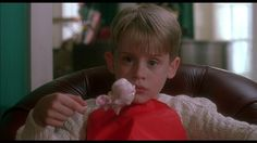 Macaulay Culkin in Home Alone, 1990 | AnOther Loves