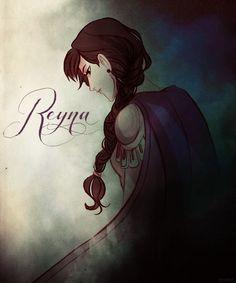 Reyna Avila Ramirez Arellano. Man that's a long name. Just gonna call her RARA.