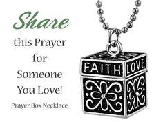 Prayer Box♥♡