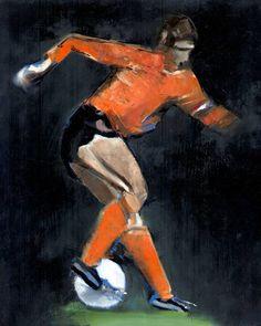 The Cruyff Turn by @markgisbourne