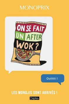 Monoprix lance des emojis avec ses jeux de mots en packaging – Dans Ta Pub