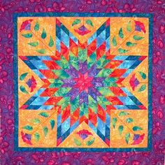Kate's Twisted Mystery Quilt