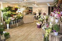 florist shop interiors   Frank Page Photographer: Flower Shop