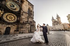 Prague Pre-wedding | Valmond & Angela