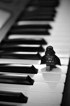 Lego Photography - Darth Vader