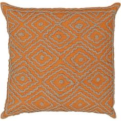 Surya Pillow - LD029-1818D Down Feathers - $79.99 Per Pillow #interiordesign #homedecor #decorating