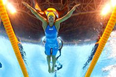Swimming Womens 100m Butterfly - Sarah Sjostrom of Sweden 0 Rio Olympics 2016