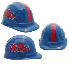 Ole Miss - University of Mississippi Rebels - hard hat