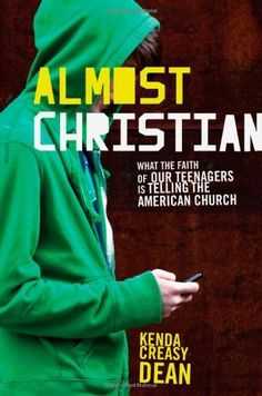 Excellent book I'm reading on teenagers and their view on religion in their lives