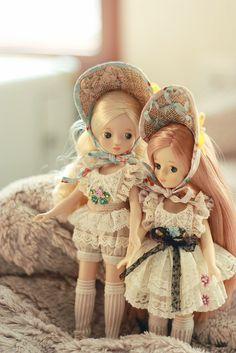 KukuClara : Garnet & Amber