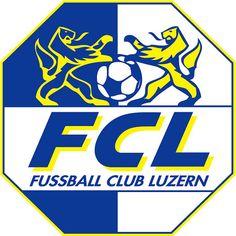 Fussball-Club Luzern (FC Luzern / FCL) | Country: Switzerland / Schweiz / Suisse / Svizzera / Svizra. País: Suiza. | Founded/Fundado: 1901/08/12 | Badge/Crest/Logo/Escudo.