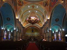 St. Nicholas Ukrainian Catholic Cathedral, Chicago