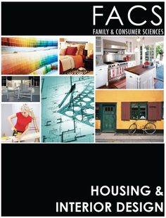 A beka home economics family consumer sciences grades 11 12 great new poster housing interior design fandeluxe Gallery