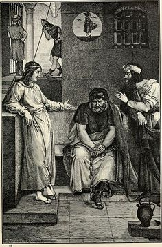Peter von Cornelius:The Bible and its story.. (1908) (14576528180).jpg