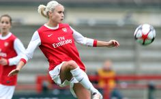 Sportsister talks 2012 with footballer Steph Houghton.  Footballer Steph Houghton, England international and Arsenal star, is gearing up for what could be the biggest year of her career.