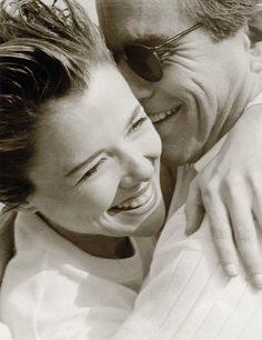 Annette Bening & Warren Beatty,