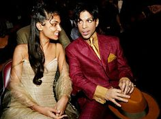 Prince Rogers Nelson And Mayte Garcia Married February 14 Valentine's Day - http://weddingsinthesky.blogspot.com/2013/02/famous-celebrity-couple-valentines-day-wedding.html