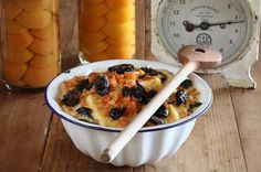 Apricot and prune bread and bread and butter pudding!