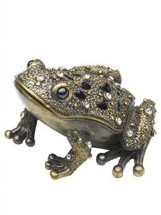 frog necklace Jewellery Pinterest Frogs and Necklaces