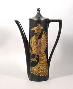 "portmeirion pottery - ""Phoenix"" by John Cuffley"