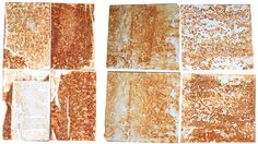 How To Make Rusted Paper – Go Make Something