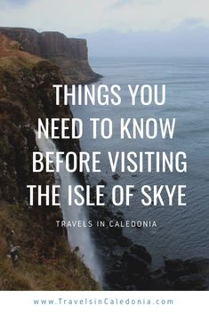 Things you need to know before visiting the Isle of Skye - Travels in Caledonia Go Guide, Kyle Of Lochalsh, Fairy Glen, Fairy Pools, Eilean Donan, Across The Bridge, Loch Lomond, Bus Station, Inverness