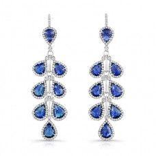 Sapphire Earings