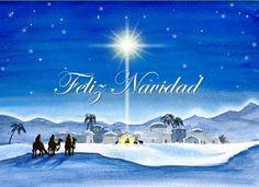 Tarjetas animadas gratis de Navidad - Imagenes navideñas para compatir - Saludos de navidad - CorreoMagico.com -