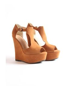 Could you be my spring shoe??