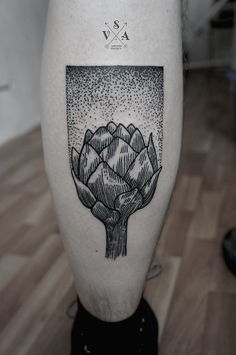 http://designspiration.net/image/4987901987497/. Strange tattoo and placement, but stippling and hatching technique is pretty cool.