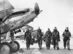 British Pilots 1936