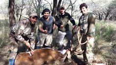 The greatest Argentines you'll ever meet! La Pampa, Argentina TGB Outfitters