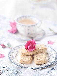 Jaleo en la Cocina: Shortbread cookies y el estreno de Downton Abbey