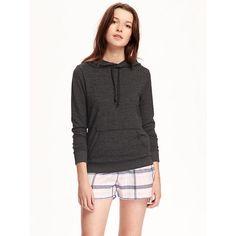 Old Navy Womens Cozy Pullover Fleece Hoodie ($15) ❤ liked on Polyvore featuring tops, hoodies, lightweight hooded sweatshirt, lightweight hoodies, old navy hoodie, hooded pullover sweatshirt and lightweight hoodie
