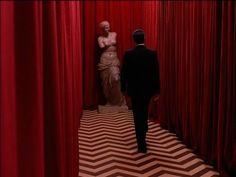 Lynch - Twin Peaks, Red Room