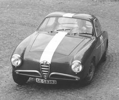 Alfa Romeo SVZ: These re bodied Sprint Veloces led to the official Sprint Zagato cars.