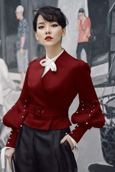 Spring Outfits has never been so Lovely! Since the beginning of the year many girls were looking for our Surprisingly Cute guide and it is finally got released. Now It Is Time To Take Action! Source by petpenufva Essentiels Mode, High Fashion, Womens Fashion, Character Outfits, College Outfits, Looks Style, Costume Design, Spring Outfits, Ideias Fashion
