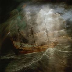 Tall Ship VOC Batavia - Ghost Ship by oddsock, via Flickr