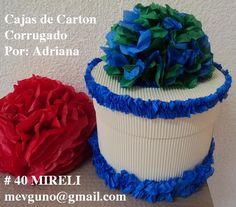 CERRADO CURSO CAJAS DE CARTON CORRUGADO....ENVIADOS REGALOS LEER POST 1 Y 675