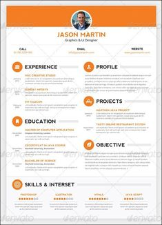 creative architecture resumes exmaple | Creative Resume Sample ...