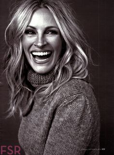 Julia Roberts for InStyle US September 2014