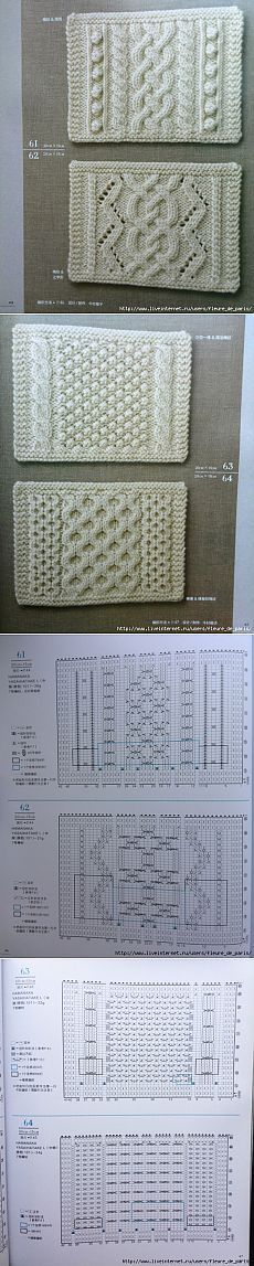 Knit stitches