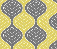 Awesome - Bohemian Mod fabric by alicia_vance on Spoonflower - custom fabric @Alicia Vance Design