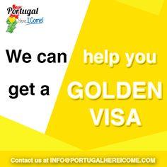 #GOLDENVISA #PORTUGAL #portugalhereicome Portugal