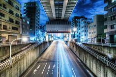 ブルーの光がかっこ良い!  【HDRiな生活|twitter のまとめ】